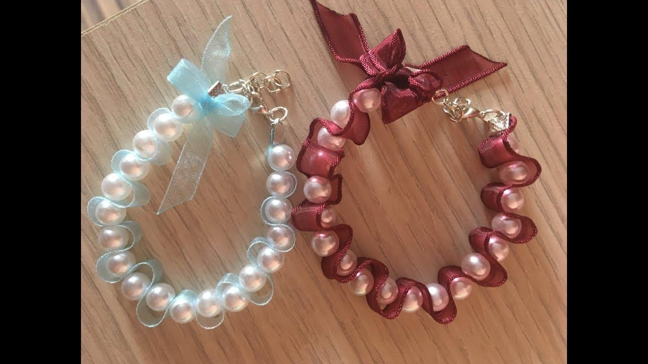 Tratarea perlelor de panglică