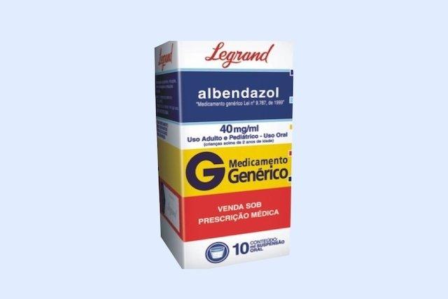 medicamentos para tratamento de oxiurus
