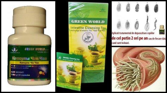 remedii pentru paraziți rotunzi