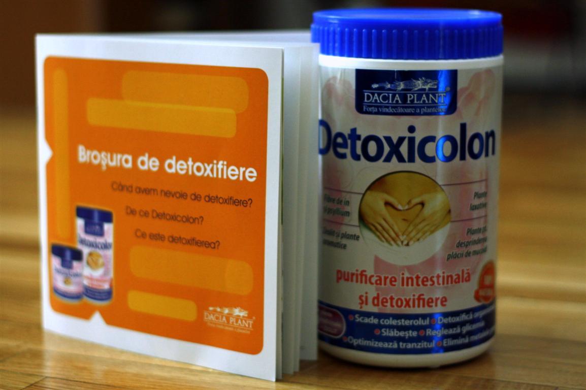 detoxifierea naturala a colonului