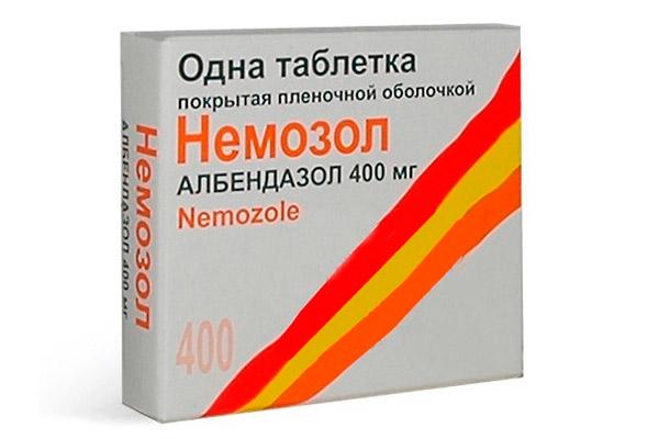 tratament pentru ochi cu helmintiază