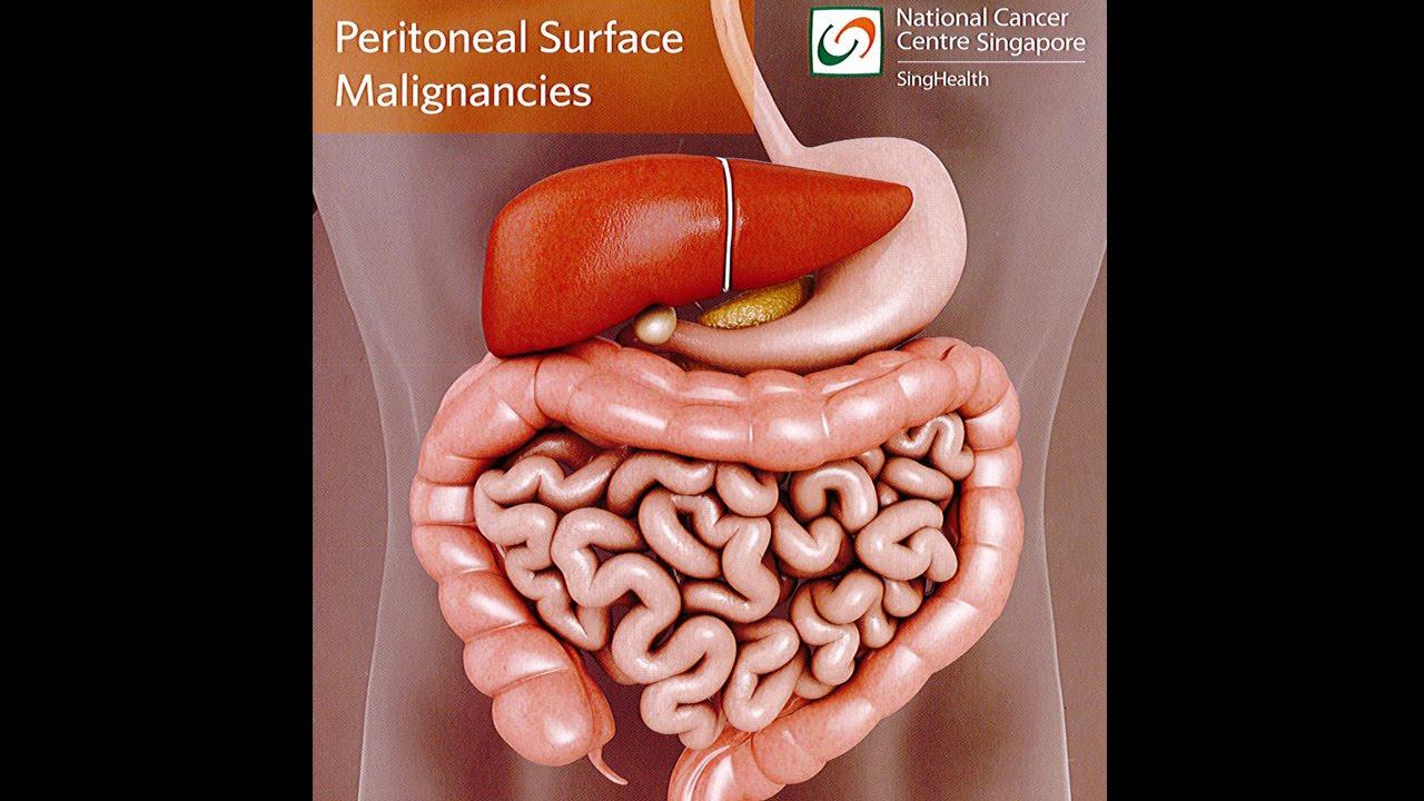 peritoneal reflection