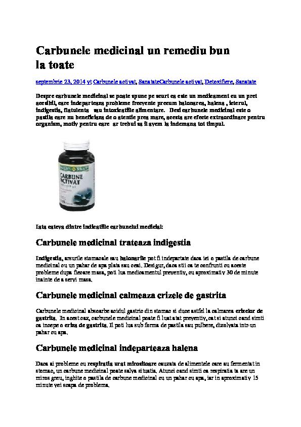 detoxifiere aviz suplimentar sisteme de gestionare a paraziților
