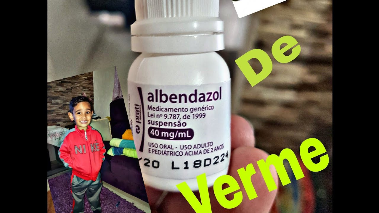 giardia albendazol dosagem