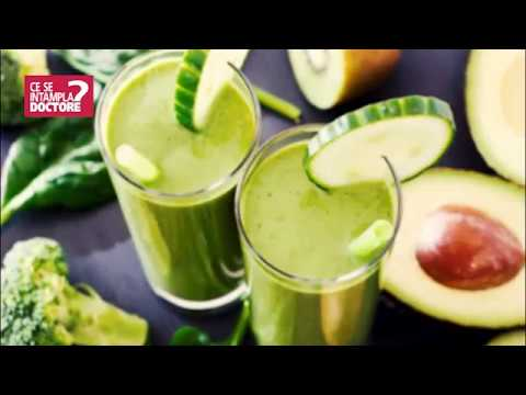 smoothie pentru detoxifierea colonului)