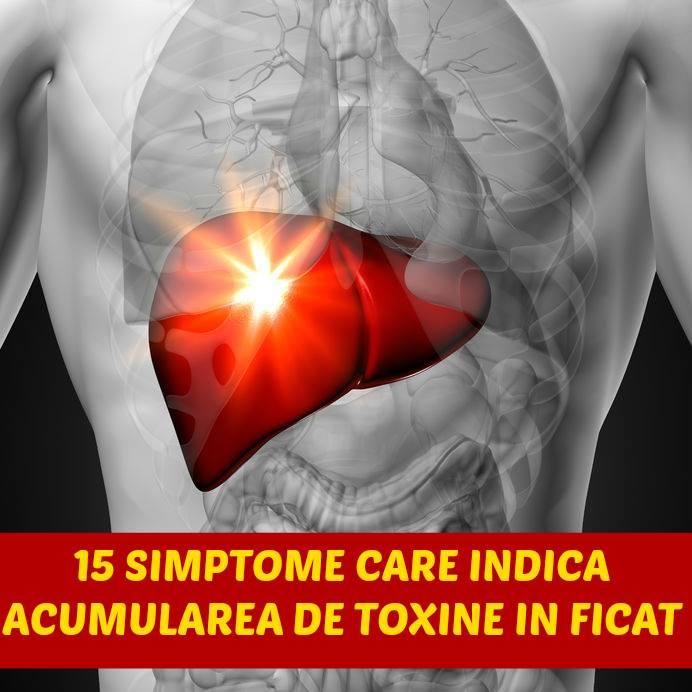 toxine in organism simptome