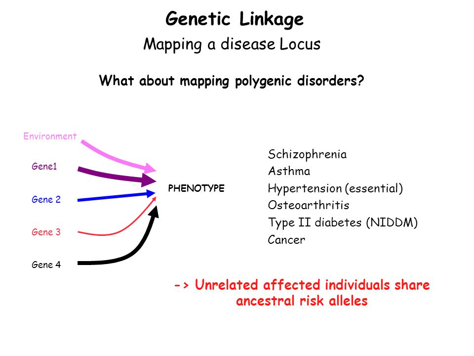genetic cancer linkage