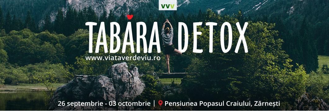 Tabere de detoxifiere. Tabara Master Detox – Master Detox Romania