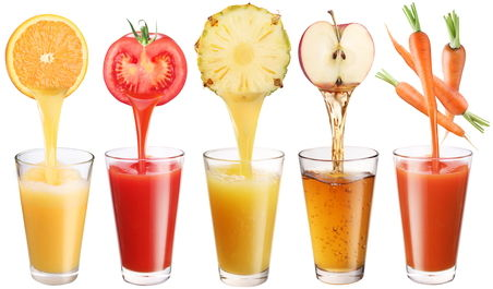 cure de detoxifiere cu sucuri naturale