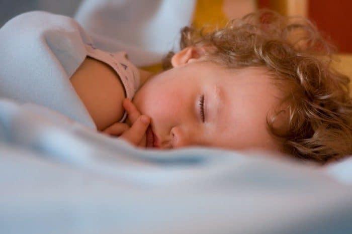 oxiuros en bebe