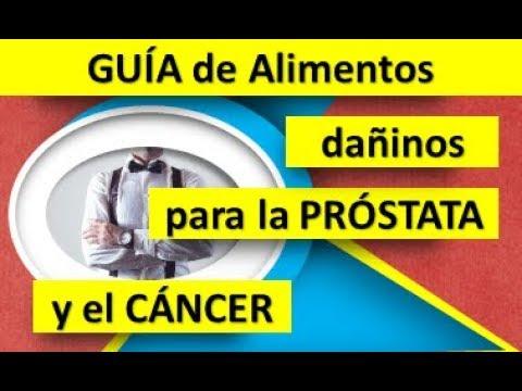 cancer de prostata alimentos prohibidos cancerul in gura