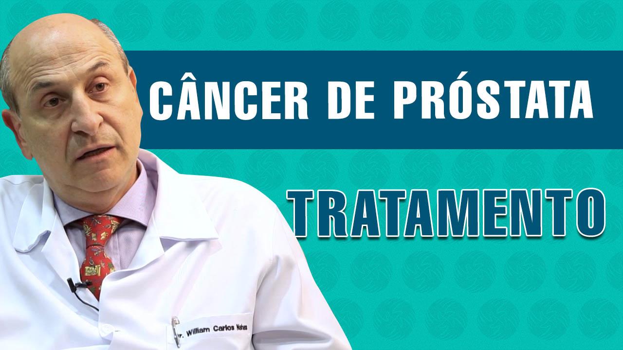 cancer de prostata qual o melhor tratamento