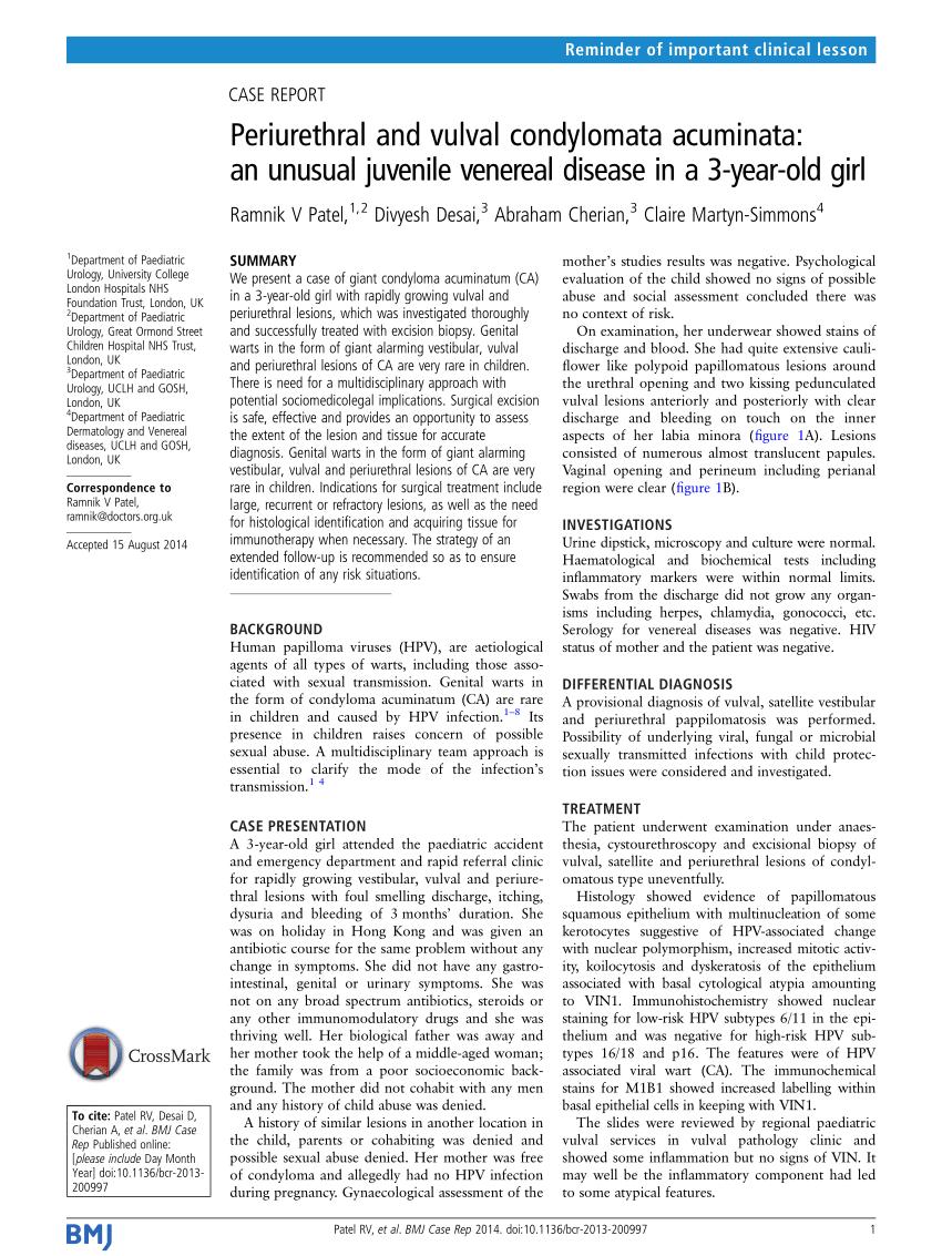 condyloma acuminata nhs leac eficient pentru viermi în timpul sarcinii