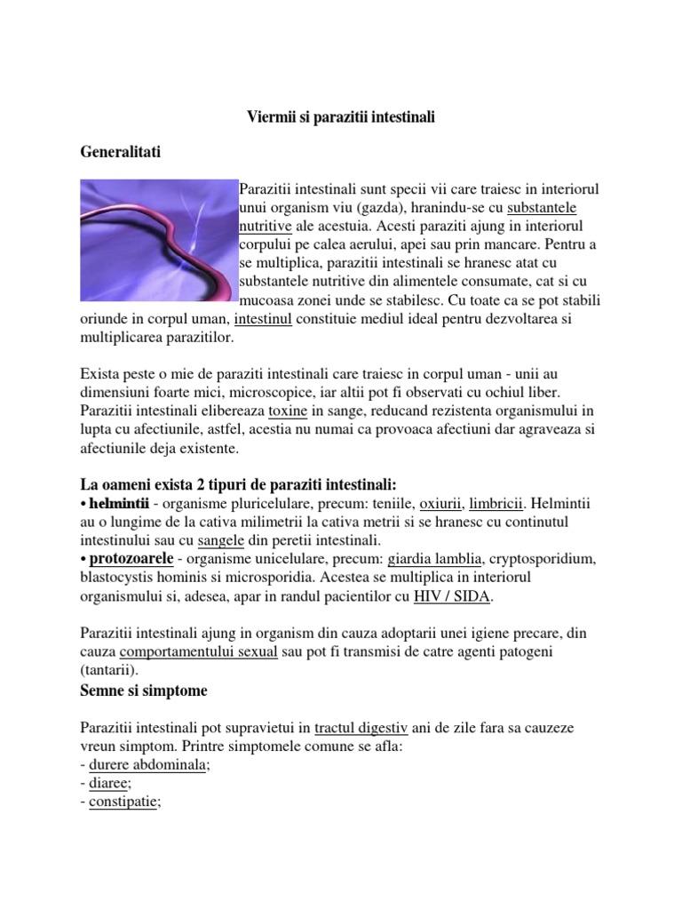 curățarea corpului de paraziți alimentari hpv genital warts cure