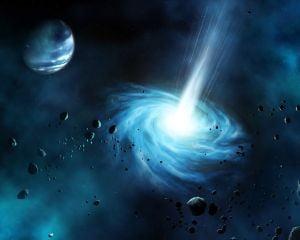 Calatorie timp gaurile vierme