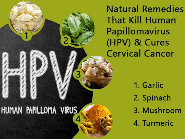 hpv natural cures warts)