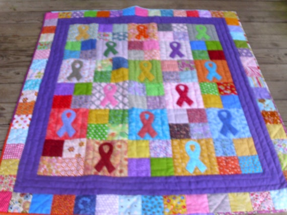 ovarian cancer quilt project