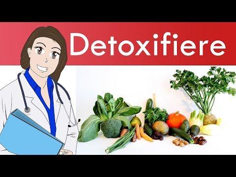 detoxifiere și curățarea colonului