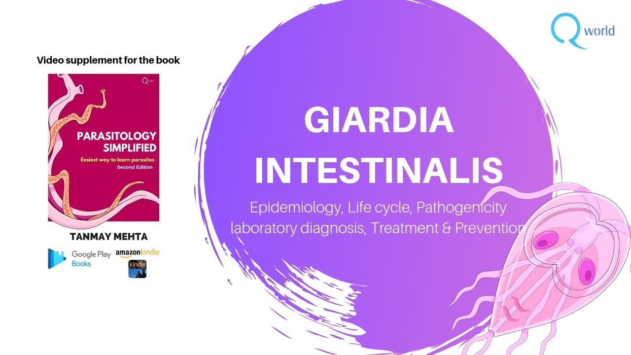 Totul despre giardioza: Cauze, simptome, tratament