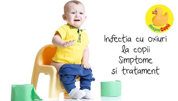 tratarea simptomelor și tratamentul viermilor la copii