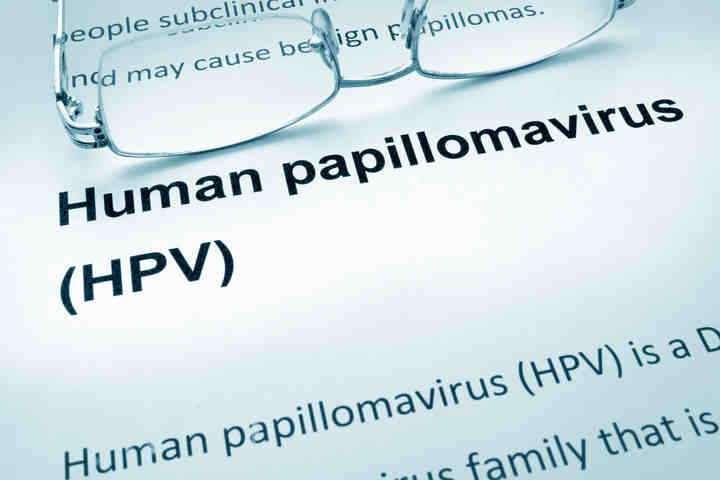 papillomavirus verrue pied