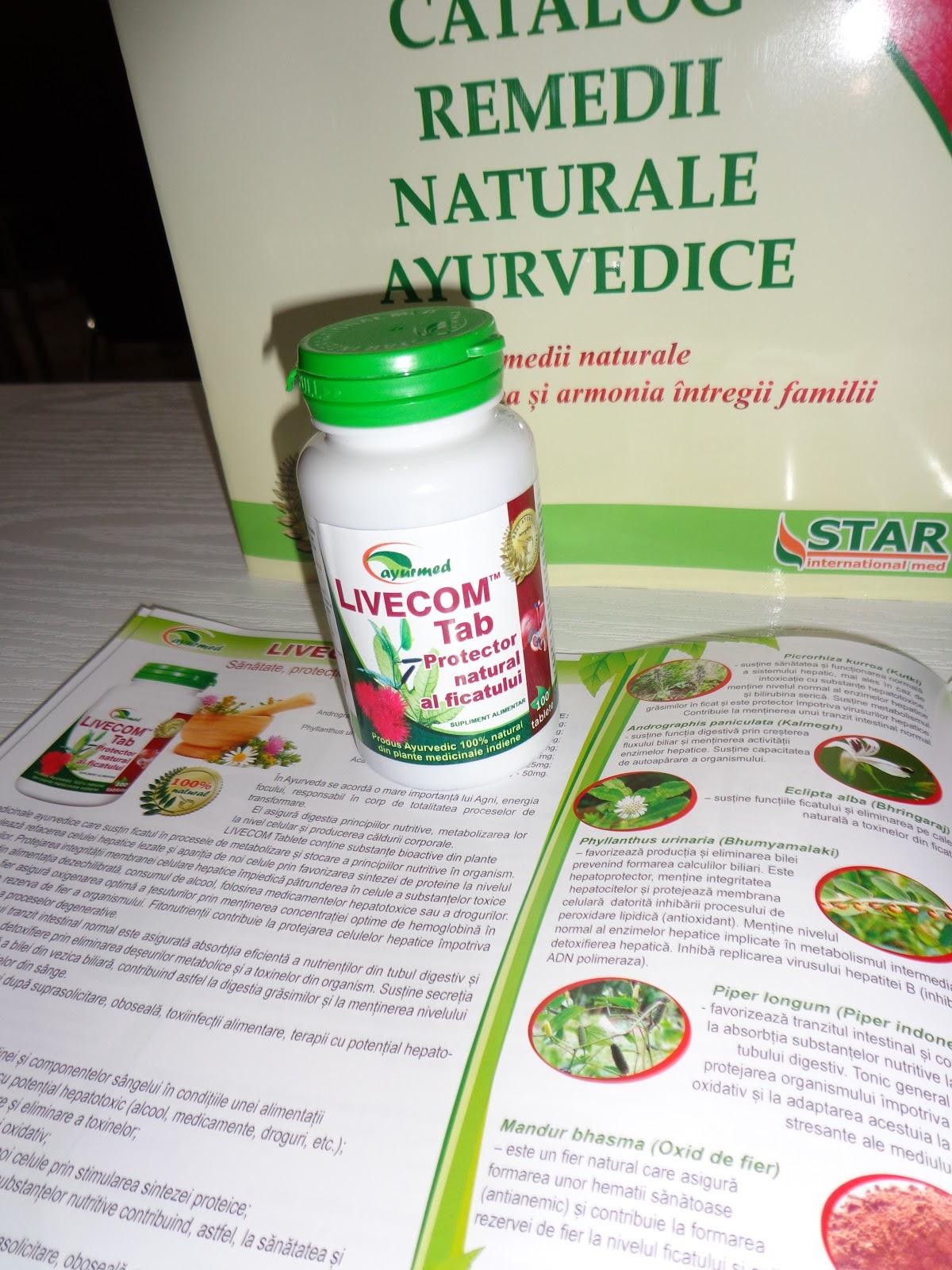 Suplimente naturale pentru detoxifierea alcoolului