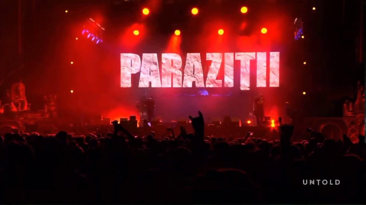 parazitii live