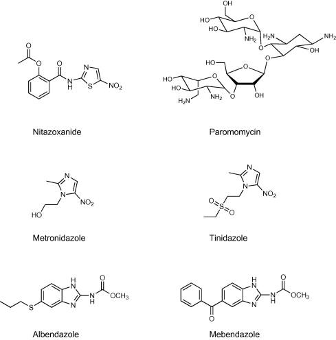 paraziți giardia și cryptosporidium